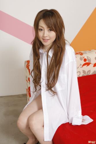 Ria Sakurai - Ria Sakurai really enjoys being able to show off her juicy, wet pussy