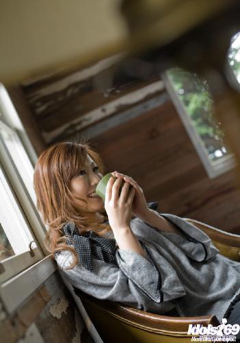 Emi Harukaze - Emi Harukaze Naughty And Lovely Asian Babe Is Hot