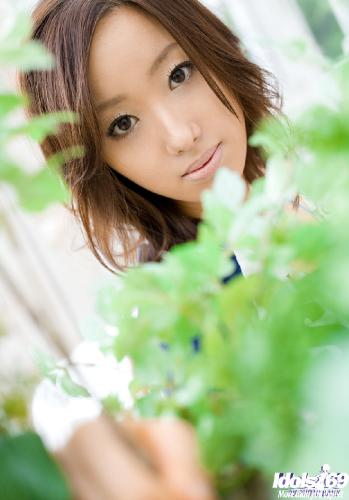 Jun - Jun Enjoys Being Photographed In Her Clothes And When She Is Naked