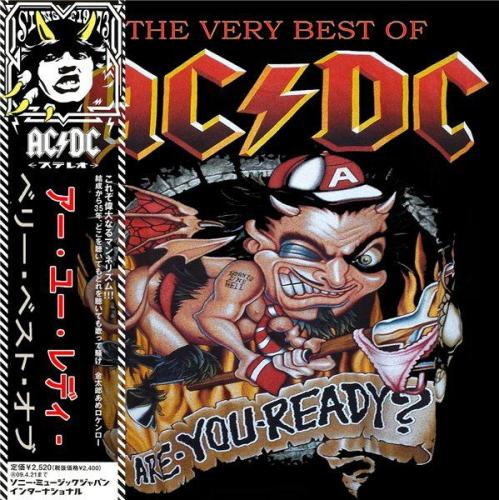AC/DC - Are You Ready? The Very Best Of (2016) MP3