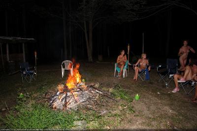 Evening Campfire Salute 5