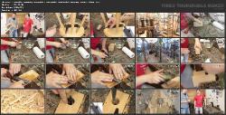 Заточка  развёртки и развёртка конических отверстий своими руками (2016)