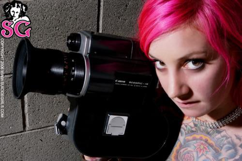 05-20 - Sawa - Camera Girl