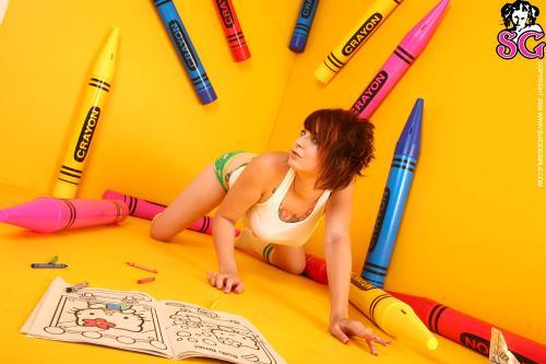 12-06 - Nora - Crayons
