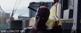 Дэдпул / Deadpool (2016) BDRip 720p от HELLYWOOD | Лицензия, A