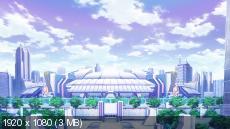 Боевая академия города Астериск / Gakusen Toshi Asterisk / The Asterisk War [s01x01-12 из 12] (2015) WEBRip-1080p | L