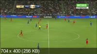 Футбол. Международный Кубок Чемпионов 2016. ПСЖ (Франция) - Лестер Сити (Англия) [Матч Футбол 1 HD] [30.07] (2016) IPTVRip
