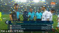 XXXI Летние Олимпийские Игры. Рио-де-Жанейро (Бразилия). Футбол. Мужчины. Группа C. 1-й тур. Мексика - Германия [04.08] (2016) IPTVRip
