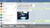 Telegram Desktop Messenger Portable 1.4.0 Stable FoxxApp