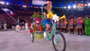 XXXI Летние Олимпийские Игры. Рио-де-Жанейро (Бразилия). Церемония открытия [Матч! Игра HD] (2016) IPTVRip