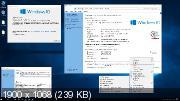 Windows 10 Professional x86/x64 1607 14393 Matros Edition v.03