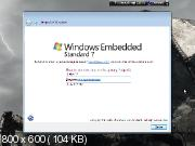Windows Embedded Standard 7 SP1 x86 v.2 by yahoo002/AEK (RUS/ENG/UKR/2016)