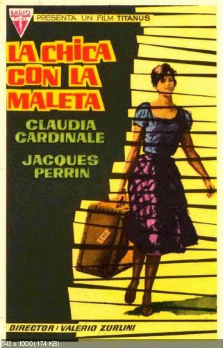 Девушка с чемоданом / La ragazza con la valigia (1960) BDRip | P2