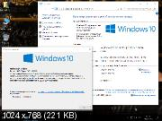 Windows 10 Enterprise LTSB 2016 & Pro VL 10.0.14393 Ver.1607 (MULTi4/RUS)