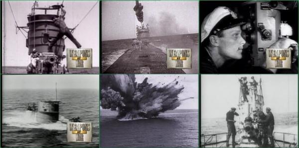 Военная машина Гитлера. Подводные лодки / Hilter`s War Machine. U-Boa