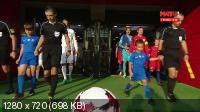 Футбол. Чемпионат Мира 2018. Отборочный турнир. Европа. Группа F. 1-й тур. Словакия - Англия [04.09] (2016) IPTVRip 720p
