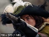 Мадемуазель Мушкетер (2 серии) / La Femme Musketeer (2004)
