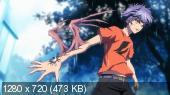 Хаккэндэн: Легенда о восьми Псах Востока / Hakkenden: Touhou Hakken Ibun [TV] [01-05 из 13] (2013) BDRip 720p   AniFilm