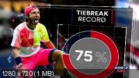 Теннис. US Open 2016. Обзор 9-го игрового дня [Eurosport HD] [06.09] (2016) HDTVRip 720p | 50 fps