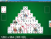 Solsuite Solitaire 2020 Portable 20.0 English / Russian + Graphics Pack FoxxApp