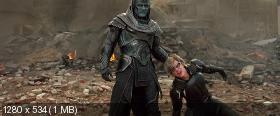 Люди Икс: Апокалипсис / X-Men: Apocalypse (2016) BDRip 720p от HELLYWOOD | Лицензия