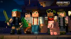 Minecraft: Story Mode - Complete Season (2015-16/RUS/ENG/MULTI7/RePack от FitGirl)