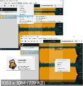 Ocenaudio 3.1.10 - полнофункциональный редактор аудио