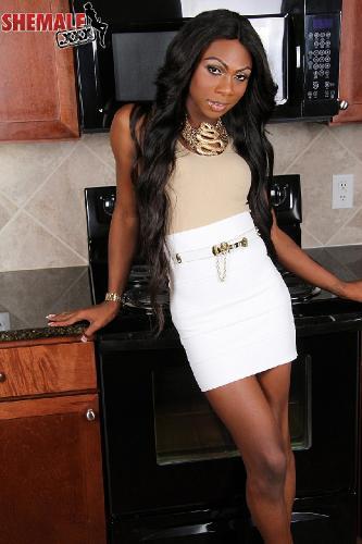 Number one black female porn star