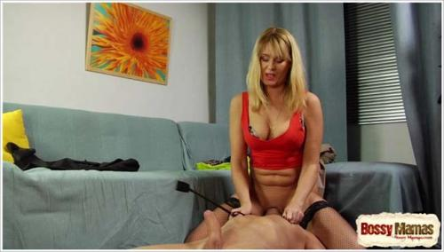 BossyMamas - Busty milf wins and the young guys [HD 720p]