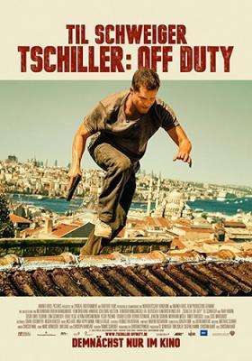����������� ��� / Tschiller: Off Duty (2016) BDRip 1080p