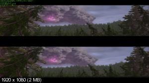 Ледниковый период: Столкновение неизбежно 3D / Ice Age: Collision Course 3D (Лицензия by Ash61) Вертикальная анаморфная стереопара
