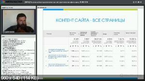 Веб-аналитика: что нужно знать интернет-специалисту - Нетология, Рудаков (2016)
