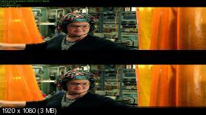 Охотники за привидениями 3D / Ghostbusters 3D  (Лицензия  by Ash61) Вертикальная анаморфная стереопара