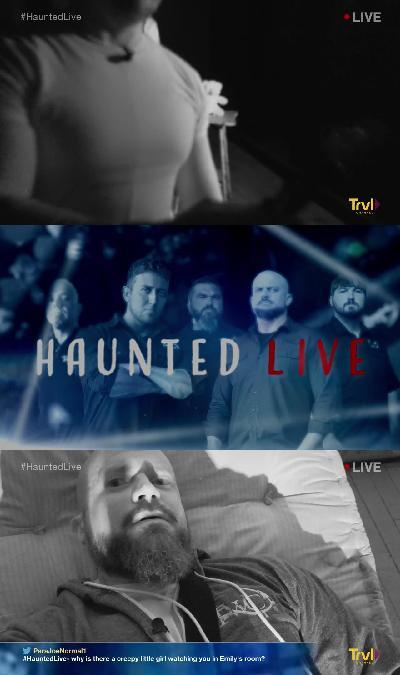 Haunted Live S01E05 Walking Horse Hotel 720p HDTV h264-DHD