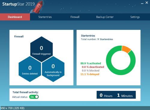 Abelssoft StartupStar 2019.11.12 Build 40