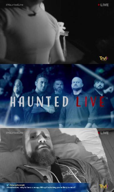 Haunted Live S01E05 Walking Horse Hotel iNTERNAL XviD-AFG