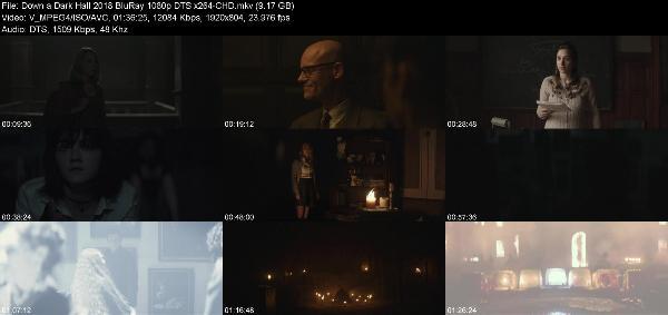 Down a Dark Hall 2018 BluRay 1080p DTS x264-CHD