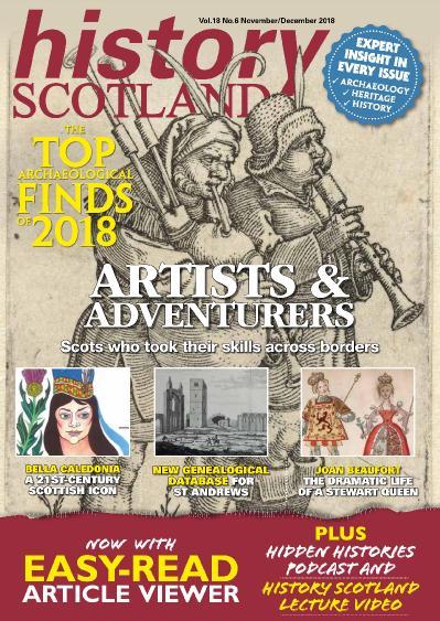 2018-11-01 History Scotland