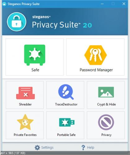 Steganos Privacy Suite 20.0.5 Rev 12428