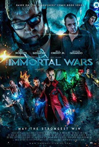 The Immortal Wars 2018 1080p WEBRip DD2 0 x264-FGT