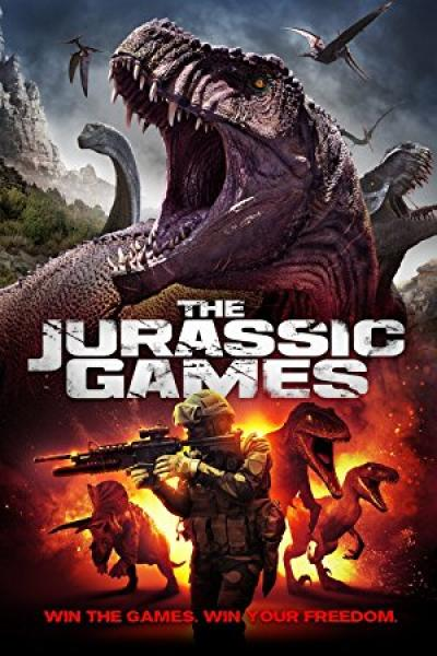 The Jurassic Games 2018 1080p BluRay x264-GETiT