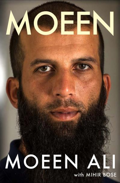 Moeen Longlisted for the Specsavers National Book Awards, 2018